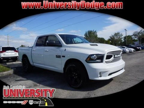 New 2018 RAM 1500 26L Package