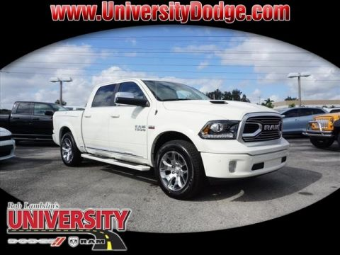 New 2018 RAM 1500 Limited