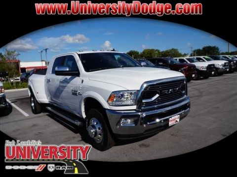 New 2017 RAM 3500 Limited