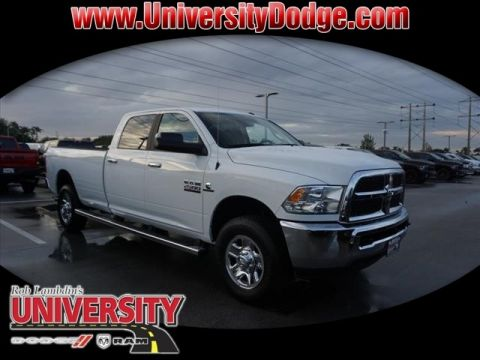 New 2018 RAM 2500 2FG Package Longbox
