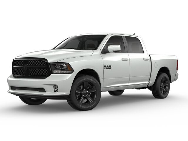 new 2018 ram 1500 night edition crew cab in davie u8t169850 university dodge ram. Black Bedroom Furniture Sets. Home Design Ideas