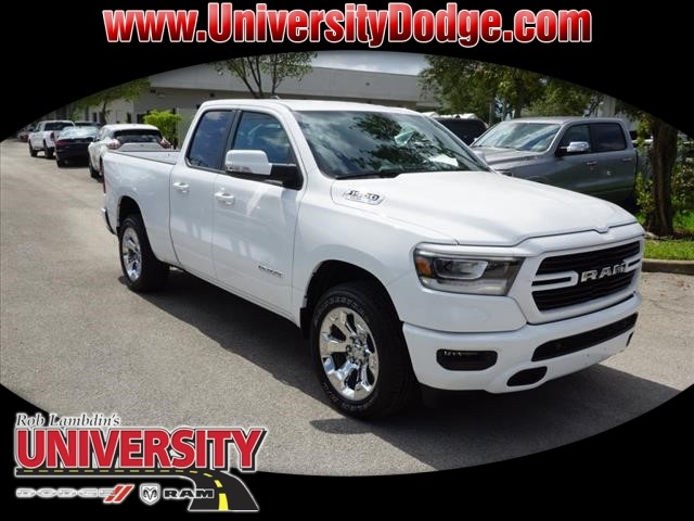 New 2019 Ram All New 1500 Sport Quad Cab In Davie U9t522869