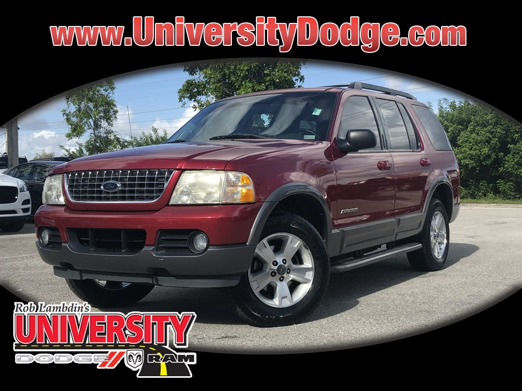 Pre-Owned 2005 Ford Explorer XLT