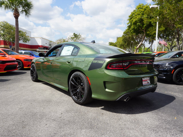 New 2018 DODGE Charger Daytona 392 Sedan in Davie #U8H228582 | University Dodge Ram