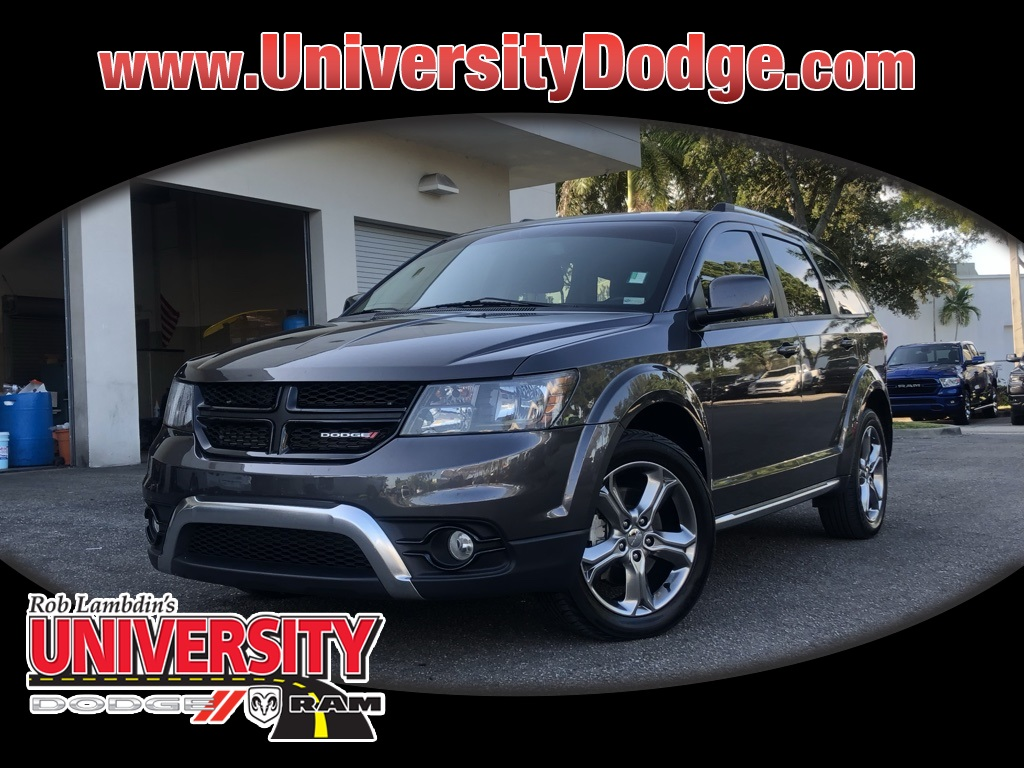 2017 Dodge Journey Crossroad | Best Upcoming Cars Reviews