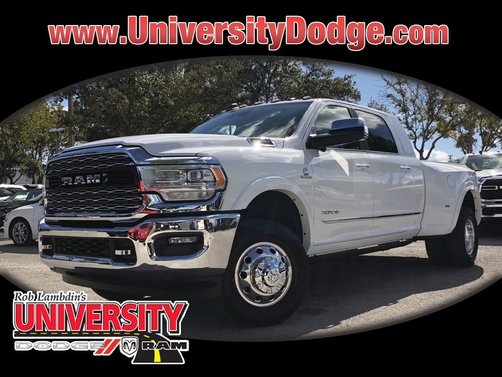2020 Dodge Ram 3500 Research New