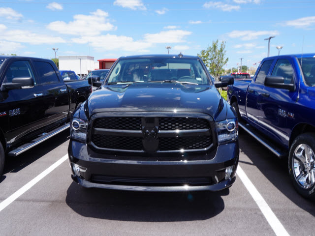 new 2017 ram 1500 night edition regular cab in davie u7t664669 university dodge ram. Black Bedroom Furniture Sets. Home Design Ideas