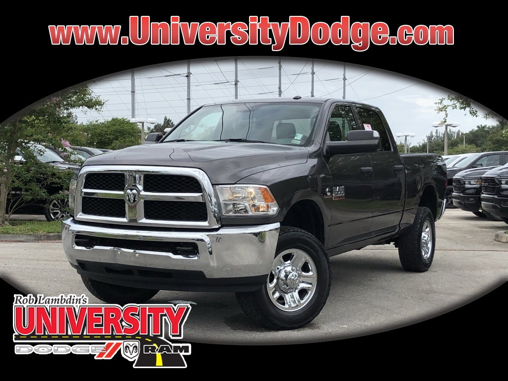 Certified Pre-Owned 2017 Ram 2500 Tradesman