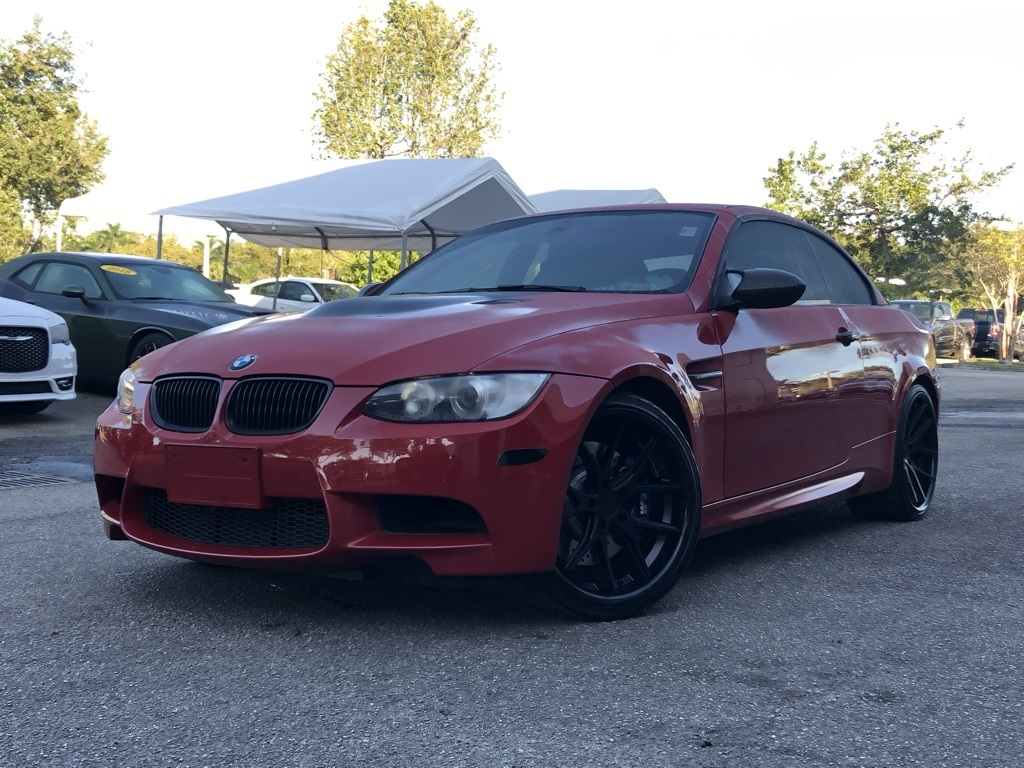 Pre-Owned 2011 BMW M3 Base