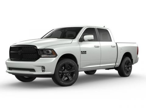 new 2018 ram 1500 night edition quad cab in davie. Black Bedroom Furniture Sets. Home Design Ideas