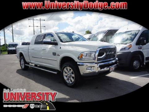 new 2017 ram 3500 laramie mega cab in davie u7t691405 university dodge ram. Black Bedroom Furniture Sets. Home Design Ideas