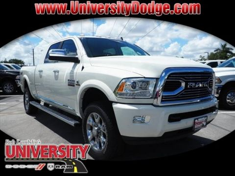 new 2017 ram 2500 limited mega cab in davie u7t781973. Black Bedroom Furniture Sets. Home Design Ideas